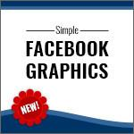 Simple Facebook Graphics - Resell PLR
