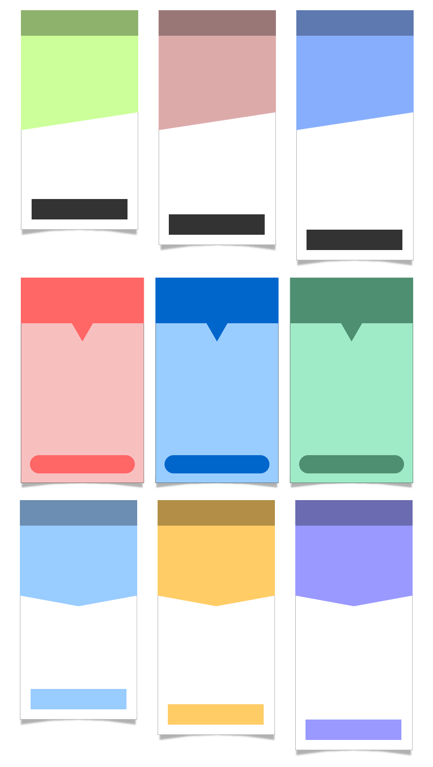 Pricing Tables without Text