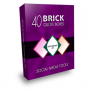 40 Brick Quotes Empowerment PLR