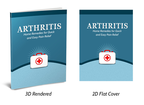 Arthritis Editable Book Cover