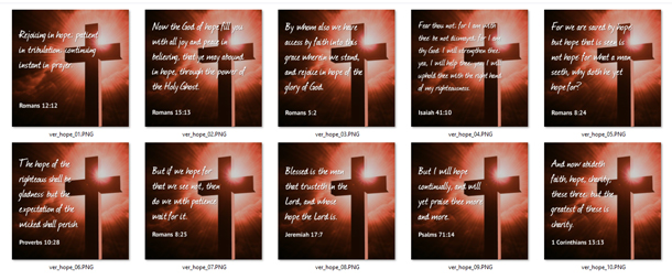Christianity Hope PLR