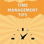 25 Time Management Tips PLR